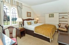 Bedroom   Menzies Woburn Flitwick Manor   Country House Hotel   Hotels in Woburn   Bedfordshire   Menzies Hotels