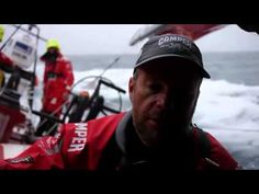 LEG 7, DAY 10 Volvo Ocean Race 2012 | CAMPER looks for a window of opportunity to haul themselves back into the leg as the fleet compresses with less than 500 miles to Lisbon. #Portugal