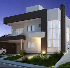 Top 10 House Exterior Design Ideas for 2018 | Pinterest | House ...