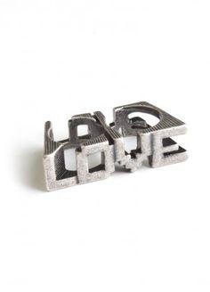 Eight Bit Love Ring