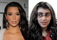 Kim Kardashian Before And After kim kardashian west before plastic surgery and f. Kim Kardashian Before And After kim kardashian west . Face Plastic Surgery, Celebrity Plastic Surgery, Celebrity Makeup, Celebrity Look, Celebrity Costumes, Photoshop, Beauty Trends, Beauty Hacks, Kim Kardashian Before
