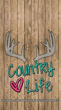 Lovely Country themed Wallpaper