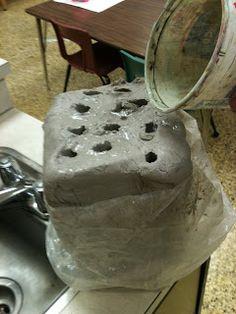 Art Moments: Rehydrating Clay
