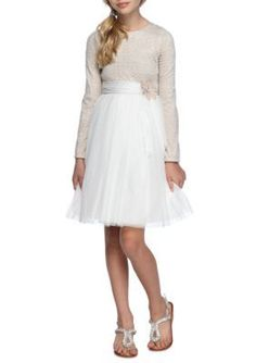 Bloome  Tulle Dress Girls 7-16