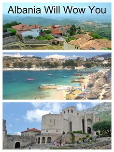 Albania has medieval castles, iridescent turquoise sugar-sand beaches; juicy grapes producing some of the region's finest wines; delicious cuisine, ancient ruins, significant history and so much more. http://luggageandlipstick.com/albania-will-wow-you/