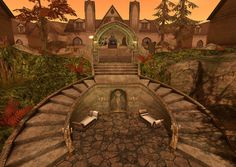 Fantasy Faire 2014 Catchup..the sims Largest Waterfall, Autumn Forest, The Sims, Woods, Fantasy, Mansions, House Styles, Nature, Naturaleza