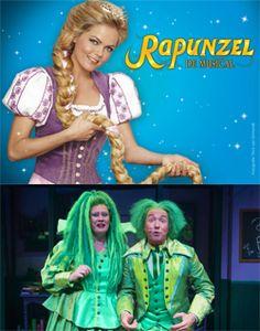 Rapunzel - Van Hoorne Entertainment - za 4 jun 2016 - Michael van Hoorne, Esther van Santen, Sita. Stoere jongens van 7 jaar willen natuurlijk niet naar een zoetsappig sprookjemusical over een prinses, maar gelukkig is dat ook niet het gevalt. Er zitten een aantal mooie liedjes in, maar er wordt vooral veel gelachen met het duo Titus en Fien. Misschien nog wel harder door de pappa's en mamma's dan door de kinderen. Als ze tenminste hun telefoon eens neerleggen ipv de hele voorstelling…
