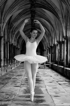 057320e104ff Ballet in Architecture - Shot with natural lighting with a beautiful  ballerina in the cathedral of Norwich