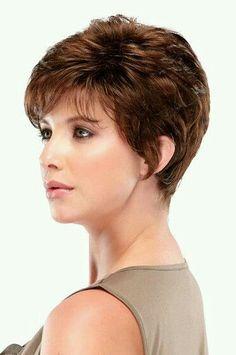SHORT HAIR...