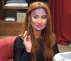 Blogueira Bianca Andrade ensina make de sereia (Foto: Thaís Dias / Gshow) http://gshow.globo.com/tv/noticia/2016/01/blogueira-bianca-andrade-ensina-fazer-maquiagem-de-sereia-para-carnaval.html