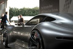 Mercedes Gran Turismo Concept, Goodwood Festival of Speed