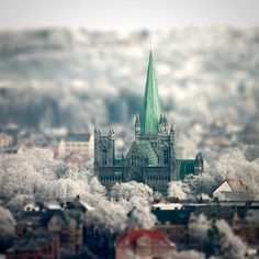 Trondheim, Norway >> Back in Time #ExpediaWanderlust