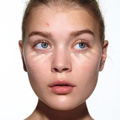 Perfect Makeup in Under 5 Minutes | Photo Gallery - Yahoo! Shine; I lilke this, but i usually put on my eye makeup first and then the foundation. This way the foundation will cover any loose eyeshadow that falls on your cheek and also covers any mascara smudges.