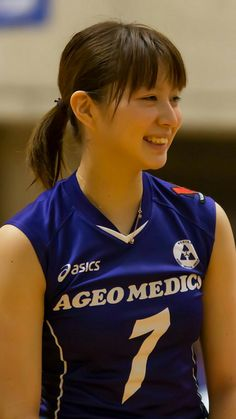 Japan's New Sex Goddesses: Volleyball Players Volleyball Jerseys, Women Volleyball, Beach Volleyball, Beautiful Athletes, Beautiful Japanese Girl, Hot Cheerleaders, Sporty Girls, Muscle Girls, Volleyball Players