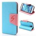 The Galaxy S4 Wallet case again in store. Choose from a number of colours in stock. www.mobilegadgetaccessories.com