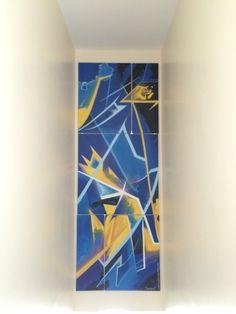 Abstract graffiti canvas set Custom Canvas, Graffiti, Abstract, Painting, Art, Custom Screens, Summary, Art Background, Painting Art