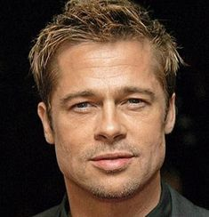Brad Pitt has the Golden Ratio- The perfect face