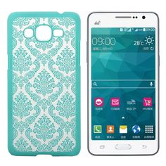 Damask Hard Case Cover For Samsung Galaxy Grand Prime (my potential new phone..)
