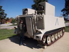 M1059 Smoke Generator Carrier
