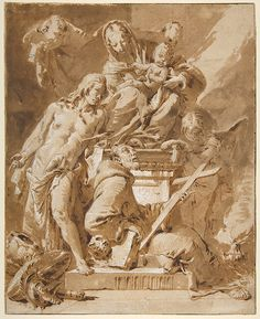 Giovanni Battista Tiepolo | International Visual Art | Flickr
