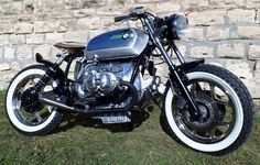 From my good friends at Liberty Cafe Bike, Austin, TX. Cafe Racer motorcycle builds