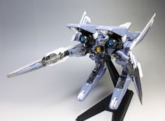 RG x HG 1/144 GN Arms Type E + RG Exia Painted Build - Gundam Kits Collection News and Reviews