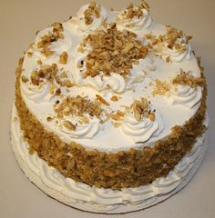 The most classic cake in the Italian-American tradition, the rum cake may be…