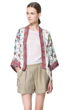 como fazer um kimono zara - Pesquisa do Google