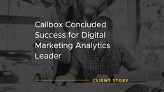 Callbox Team utilized its Pipeline lead nurture tool and Multi-Channel marketing approach which results to greater business opprtunities. Marketing Program, Marketing Plan, Marketing Approach, Marketing Strategies, Lead Nurturing, Social Media Analytics, The Pipeline, Interesting Topics, Business Intelligence