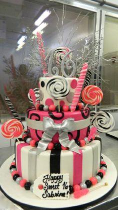 It's a lollipop Sweet 16!