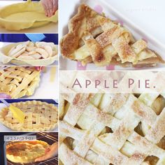 Easy Apple Pie Recipe with Video -- used some of her recipe and some from another recipe :)