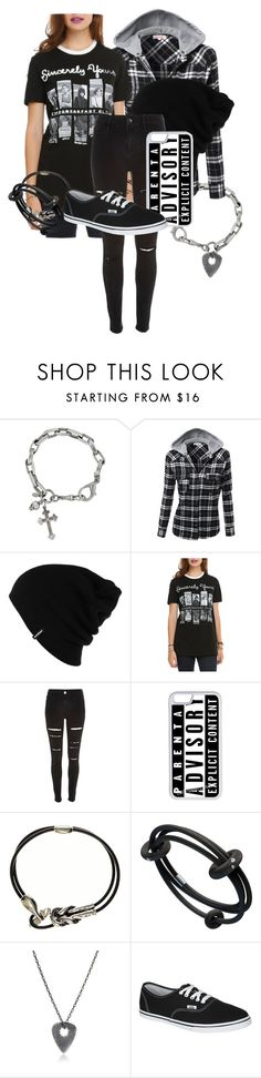 """""""Untitled #24"""" by punktrash666 ❤ liked on Polyvore featuring Bing Bang, Patagonia, River Island, CellPowerCases, M.Cohen Handmade Designs, Vans, tumblr and tumblrgrunge"""