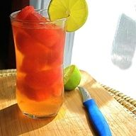 Watermelon Iced Tea recipe  Click to View Source