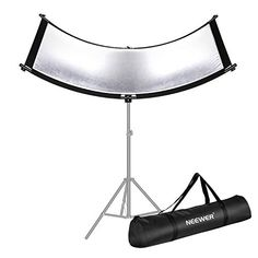 47 x 71 inches Product Photography,Video Shooting Neewer Photography Studio Lighting Reflector Pop-Out Foldable Soft Diffuser Disc Panel with Carrying Case for Studio and Outdoor Portrait