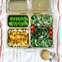 This lunch has us GREEN with envy! Thanks, @themintyanne!  #planetbox #lunchbox #teamplanetbox #planetboxlunch #lunchboxlove #schoollunch #healthykids #school #food #kids #kidslunch #lunch #lunchinspo #instafood #nomnom #bento #lunchboxideas #packedlunch