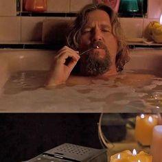 """the dude"" Jeff Bridges"
