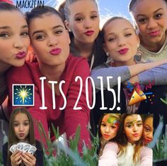 Happy New Year Lovlies! Mackenzie has accomplished so much and I'm so excited to see what new things happen in 2015! Follow me for updates on Mackenzie and Dance Mom Spoilers for 2015!