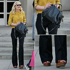 kirsten dunst business casual - Google Search