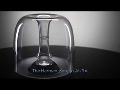 The Harman Kardon Aura Wireless Speaker System