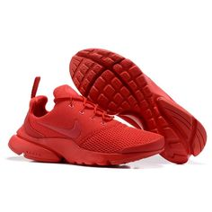 huge selection of 4115e 7c255 Nike Presto Fly Scarpa - Unisex - University Red University Red