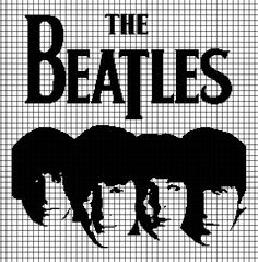 Looking for your next project? You're going to love THE BEATLES Graphghan Pattern by designer YarnLoveAffair.