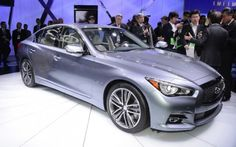 Infiniti Plans to Use the Nissan GT-R Engine in Upcoming Models