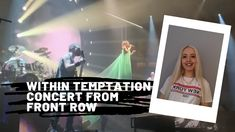 In this video I talk about my experience at Within Temptation's Hungarian show. Videos Please, European Tour, Talk To Me, Budapest, Front Row, The Row, Tours, Concert, Youtube