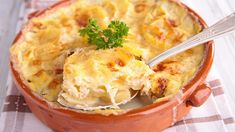 Potato Gratin Cream Cheese Stock Photo (Edit Now) 521346055 Fodmap, Fett, Vegetable Recipes, Mashed Potatoes, Macaroni And Cheese, Side Dishes, Bakery, Food And Drink, Vegetables