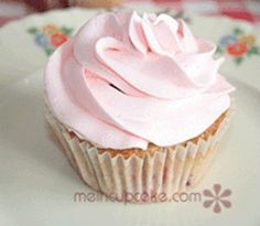 Strawberry Cupcake Rezept