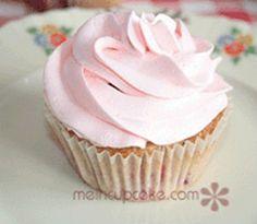 Strawberry Cupcake Rezept