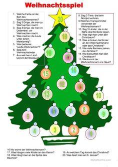 Рождественские Игры, Рождественское Художественное Оформление, Рождественские Сладости, Рождество, Рождественские Украшения, Праздничные Вечеринки, Вечеринка, Изучение Немецкого Языка, Азартные Игры