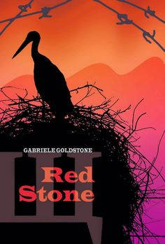 Mythical Books: an ever-present threat - Red Stone by Gabriele Goldstone