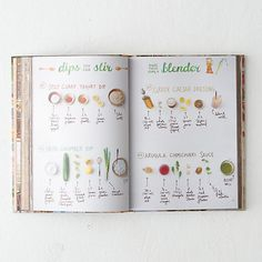 The Forest Feast: dressings & dips. I want this magnificent cookbook.