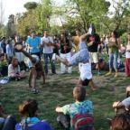 Het Parc de la Ciutadella in de wijk El Born ligt op 15 minuten lopen vanaf de Barri Gòtic.